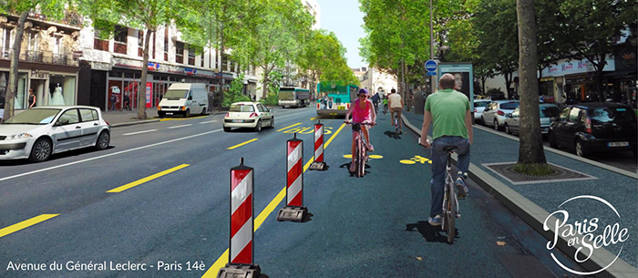 Paris. Mobilitat. COVID-19