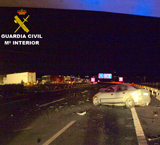 Accidente Murcia