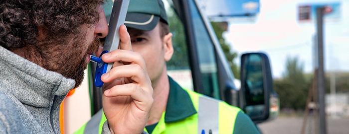 La Guardia Civil podrá grabar a conductores bajo los efectos de las drogas